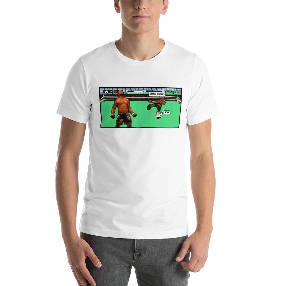 "Oh No Champ, KO ""Rampage"" Jackson Men's T-Shirt"