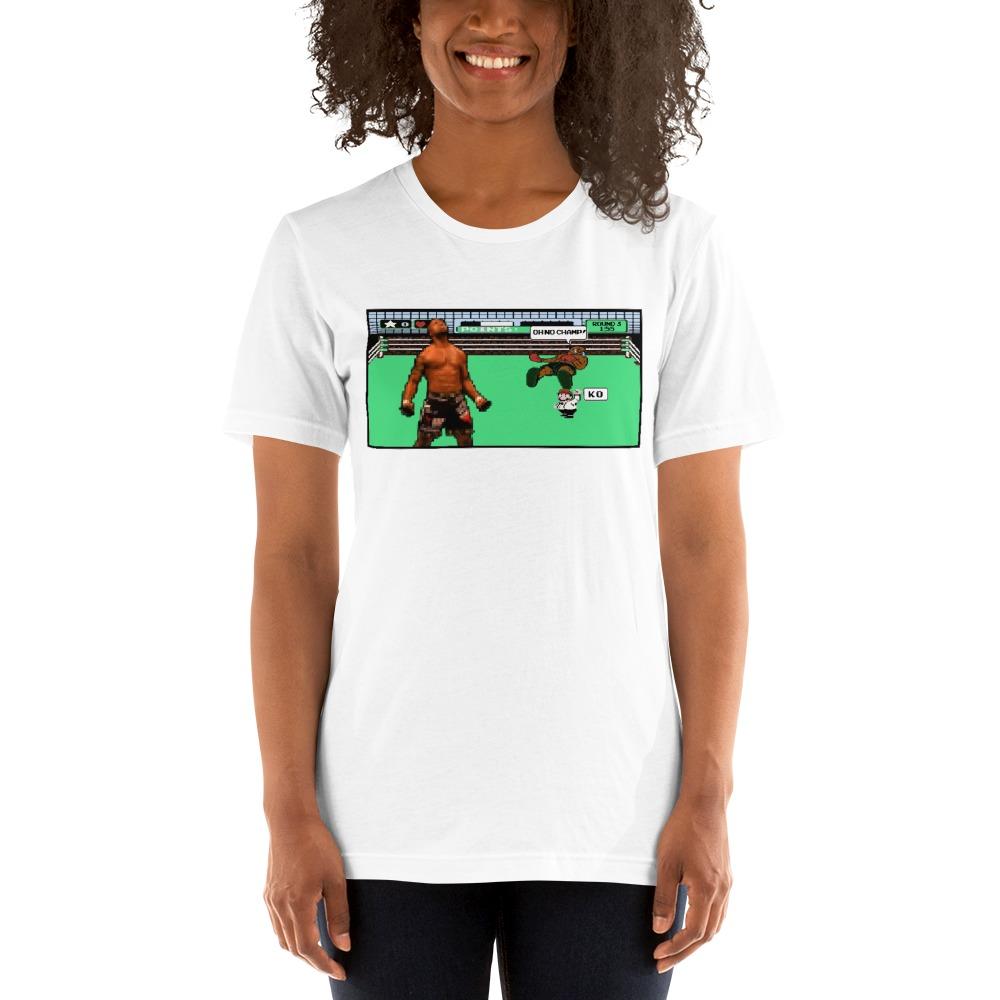 "Oh No Champ, KO ""Rampage"" Jackson Women's T-Shirt"