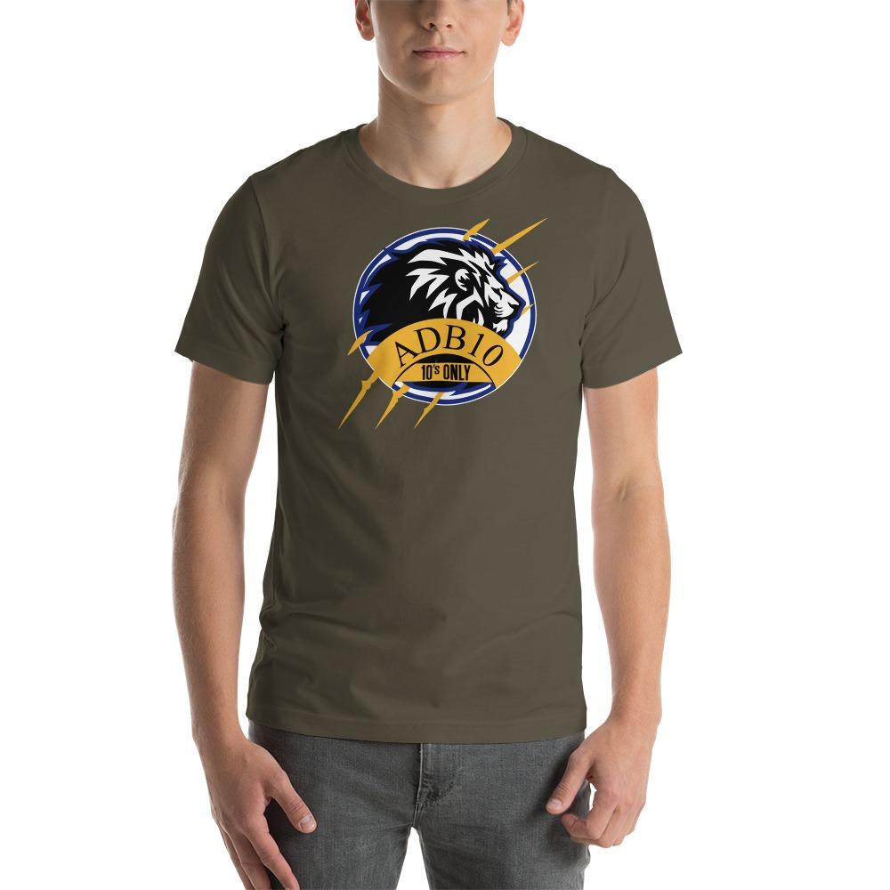 """Que des N°10 """"ADB10"""" Men's T-Shirt"""