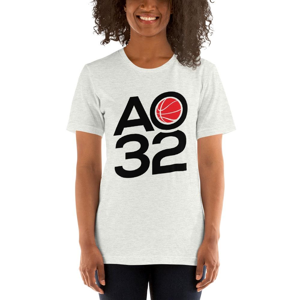 Anthony Ochefu, Women's T-Shirt, Black Logo