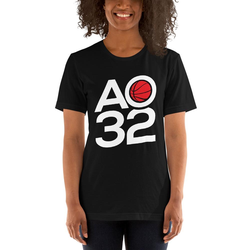 Anthony Ochefu, Women's T-Shirt, White Logo