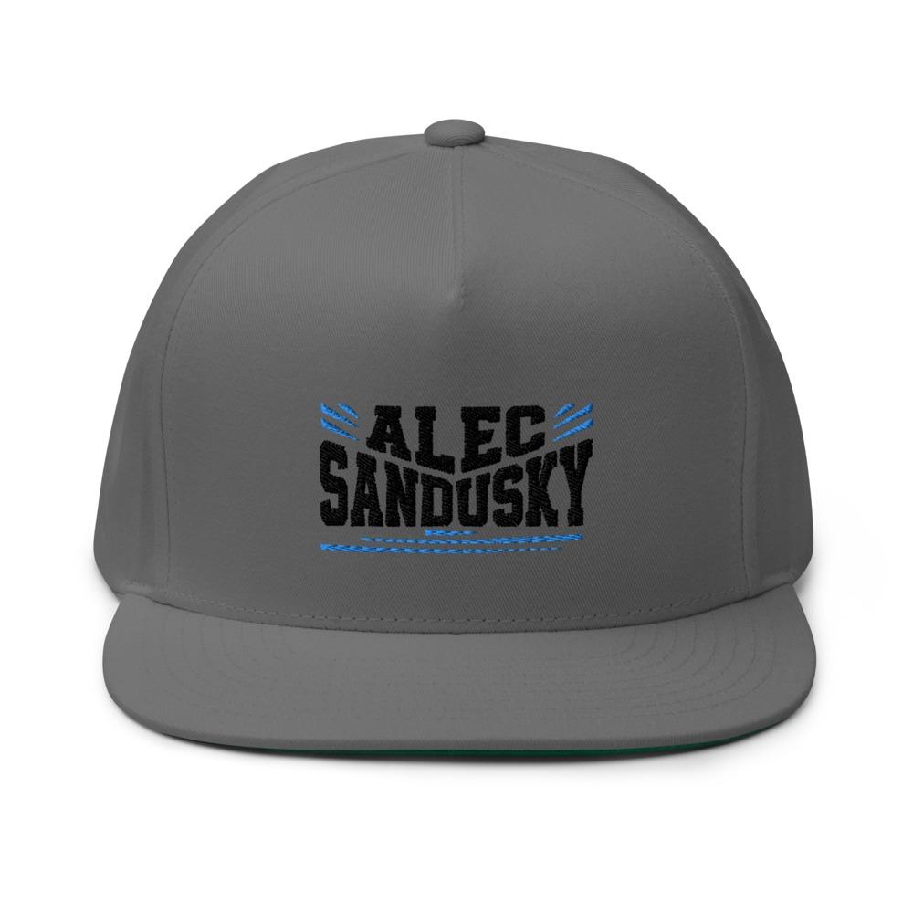 Alec Sandusky, Hat, Black Logo