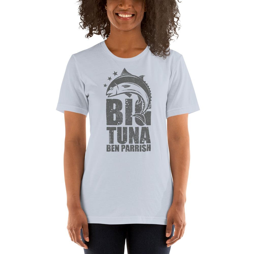"""""""Big Tuna"""" by  Ben Parrish Women's T-Shirt, Dark Logo"""