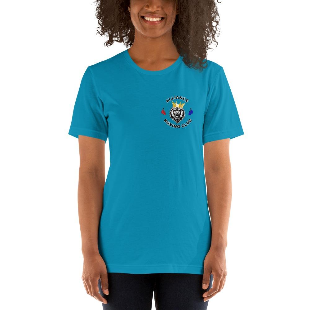 Ladies Alliance Boxing Club Women's T-Shirt