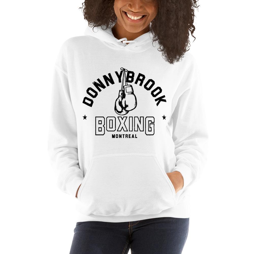 Donnybrook Boxing Gym Women's Hoodie