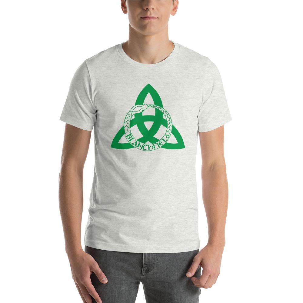 Erin Blanchfield Signature Logo, Men's T-Shirt