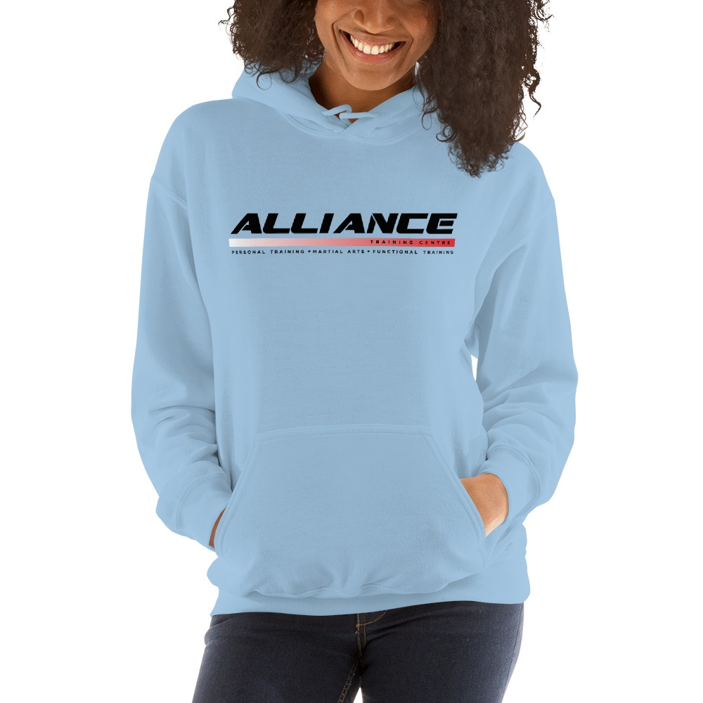 Alliance Martial Arts Systems Women's Hoodie
