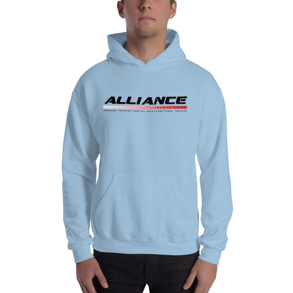 Alliance Martial Arts Systems Men's Hoodie