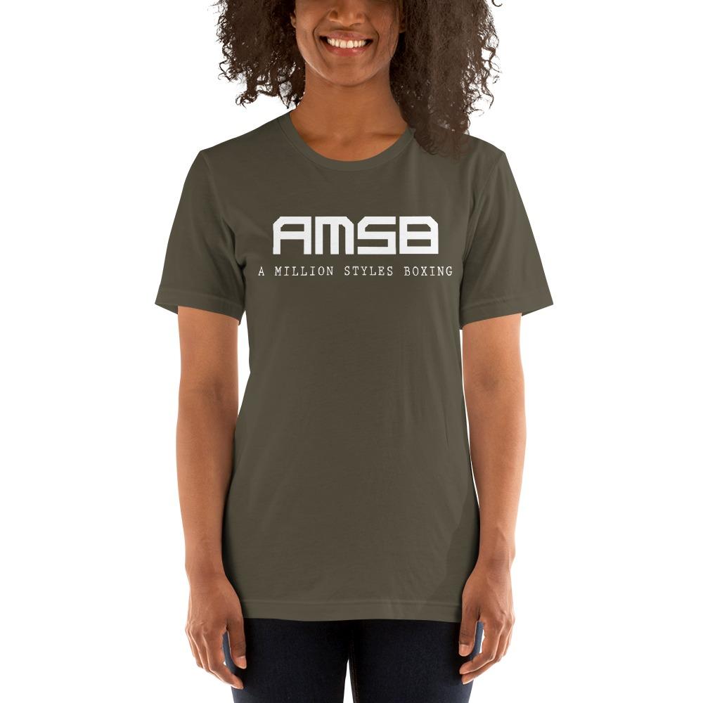 A Million Styles Boxing Women's T-Shirt