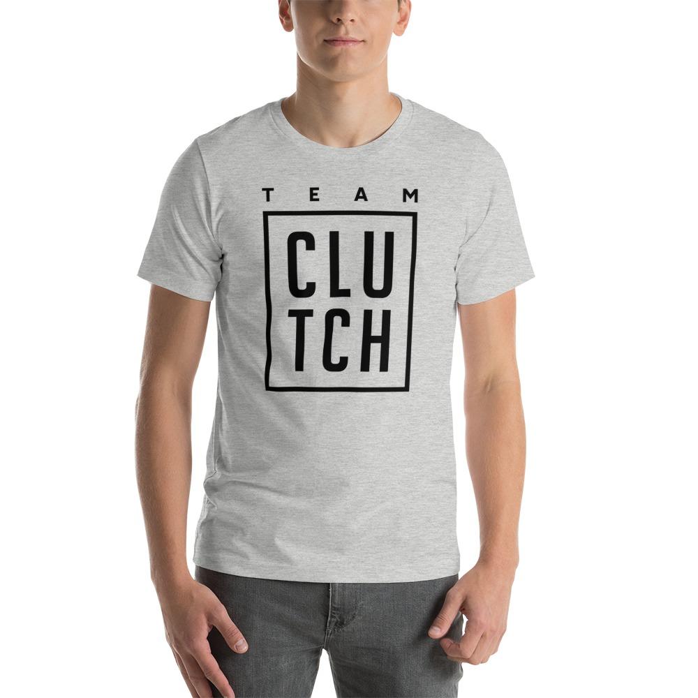 Team clutch shirt