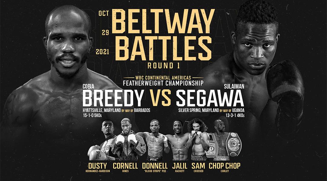 Beltway Battles PPV